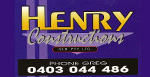 Henry Constructions