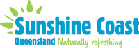 Visit Sunshine Coast logo